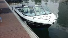 HUGE SAVING on  Almost New Family Sport Boat
