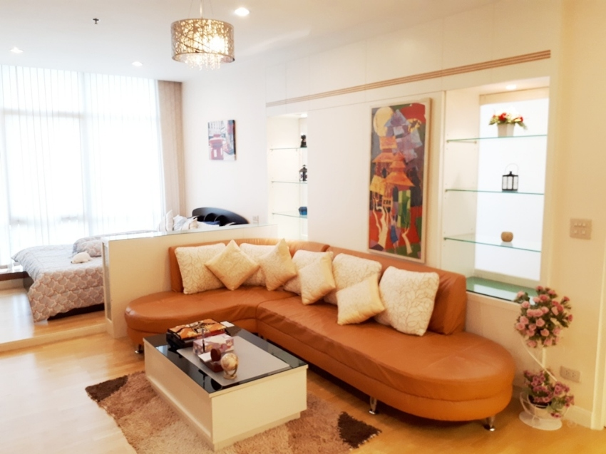 For rent Baan Sathorn Chao Phraya 2 bed / River View/ ICON SIAM