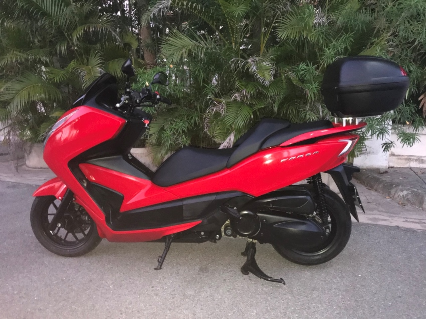 Honda Forza - Good Condition (low kms)