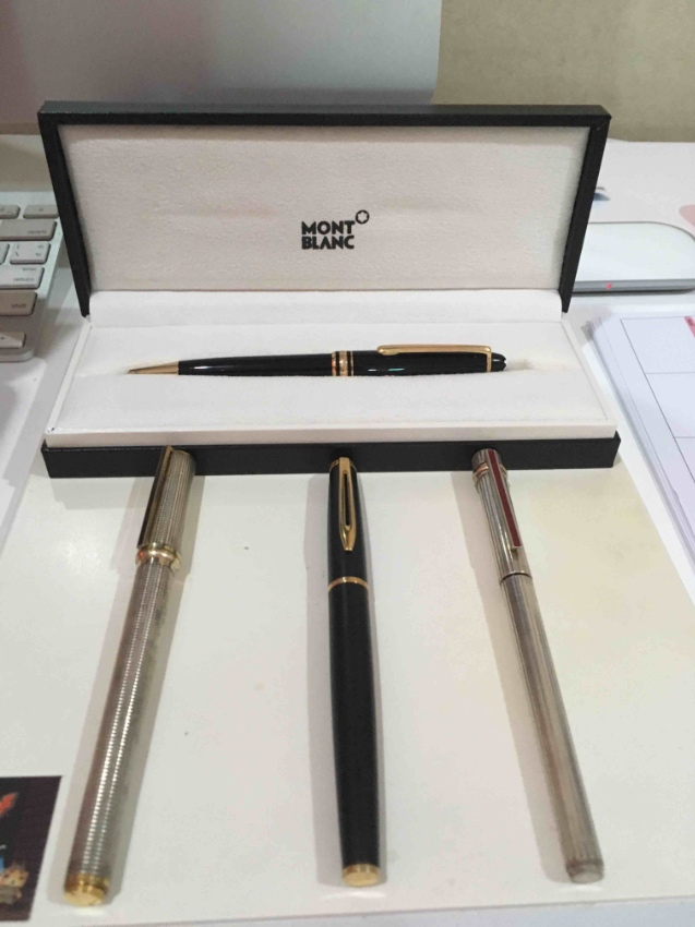 CARTIER DUPONT BALL PENS BUNDLE SALE PRICE DOWN