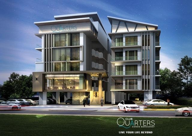 Luxury Condo's near Bang Saray Beach