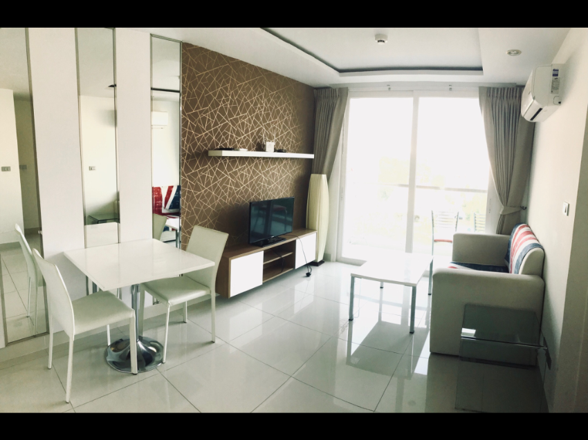 1 bedroom for rent at Amazon condo resort only 9000 thb per month