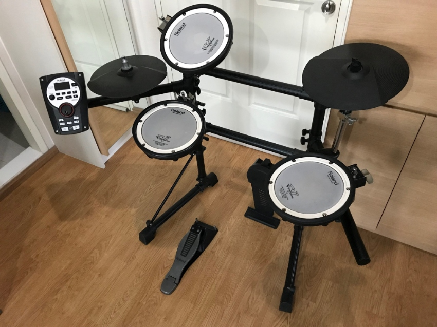 Roland TD-11 Drums