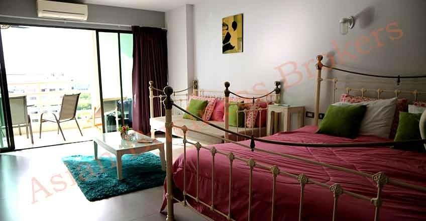 1205005 9 Condos in View Talay Jomtien Condominium Complex for Sale