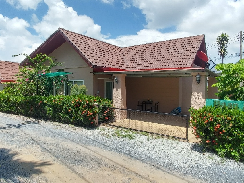Single house in Chalong for rent Phuket