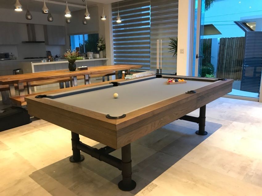 Loft 8ft Pool Table