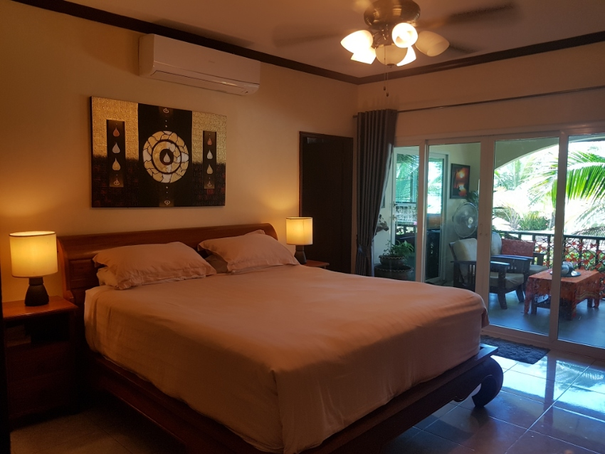 Excellent home in East Pattaya.  NongPrue.  Well designed family home.