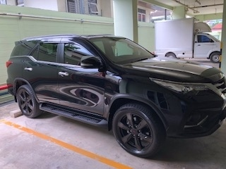 2017 Toyota Fortuner 2.8 TRD Sportivo 4WD