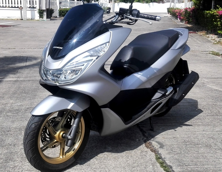 Honda Click125, PCX150, Aerox 155,  form 1900/month For Rent