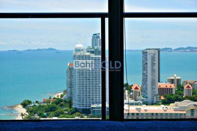 ZIRE WONGAMAT | Spacious Studio For Rent (Wongamat Beach)