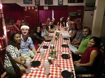 Rent a famous Italian Restaurant in a pristine island!!