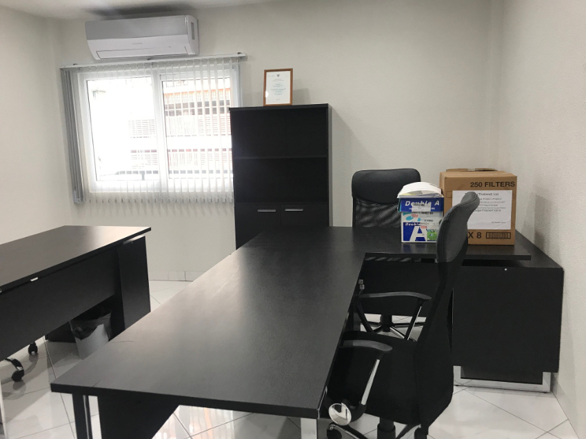 Office for rent in Pattaya with seaview at Bali Hai Pier