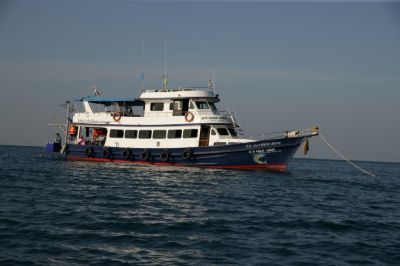 75ft. All Teak Yacht fully Aircon, all fishing gear and ready to go...