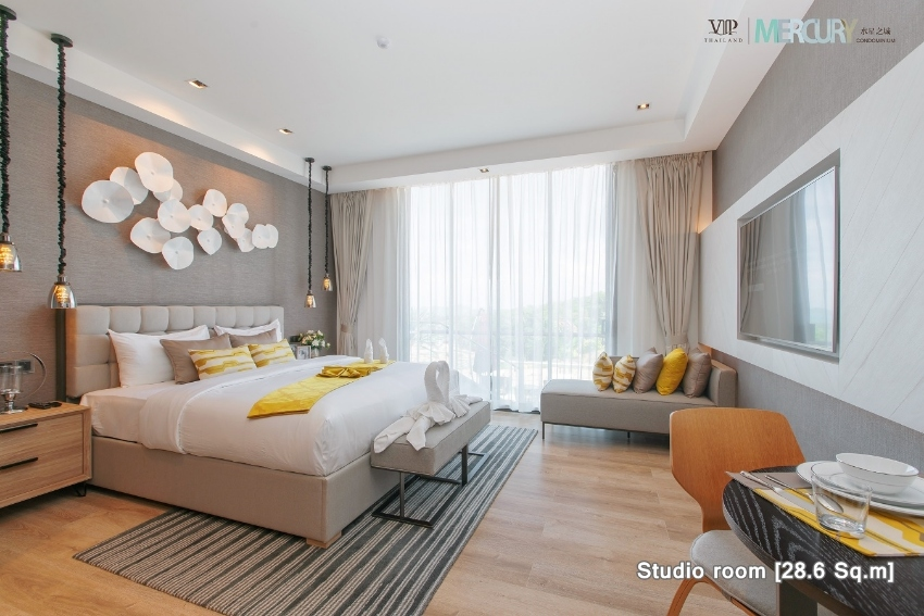 Vip Mercury Condominiums [Phuket]