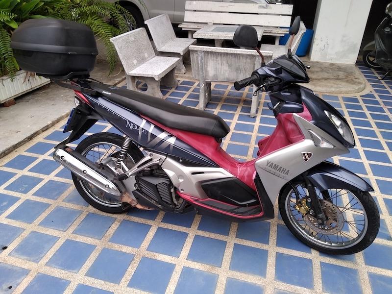 Yamaha Nouvo Elegance 135 CC For Sale