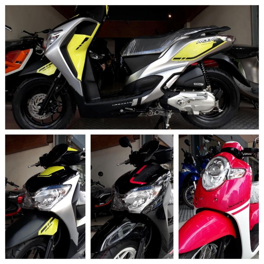 BKK Used Motorbike for sale/Installment