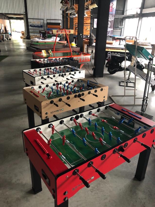 Stadium Foosball Table - Telescopic Rods