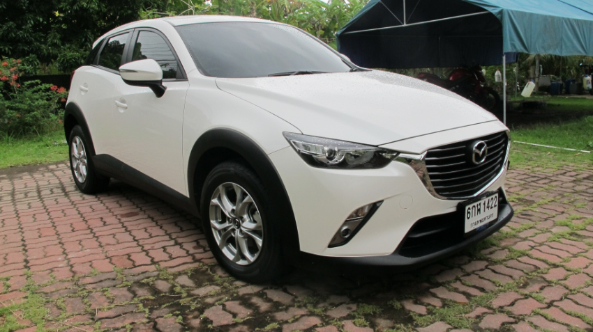 Mazda CX-3 for rental