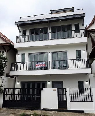 Pool Villa @ Kata Beach Big rooftop terrace     FINANCING AVAILABLE !!