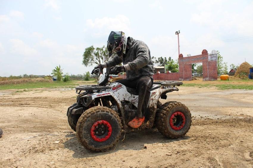 Promotion Update 125cc ATV Brand New