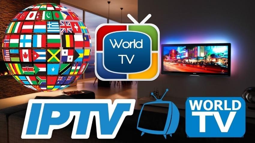 IPTV Premium - Over 6500 Channels / 2500+ Movies