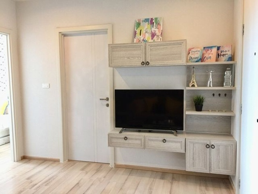 Mt-0012 - Condo The Base Height  For Rent With 1 Bedroom, 1 Bathroom,
