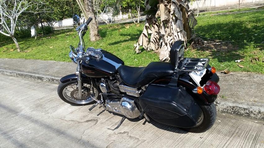 Fxdl Harley Davidson Dyna Low 2002