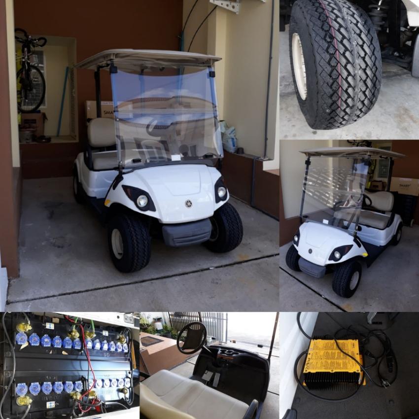 Golf Cart Yamaha  Cruise