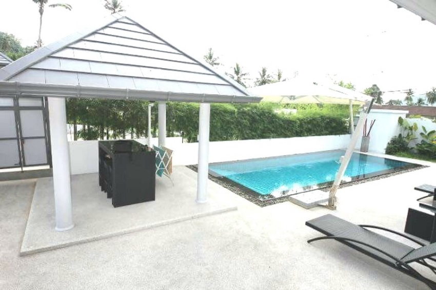 TEHOTU holiday villa at LAMAI, KOH SAMUI