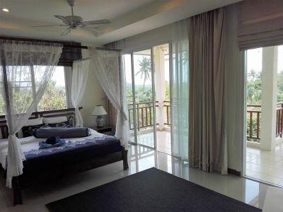 Fully Furnished Sea View 3 BR 3 Bath Pool Villa