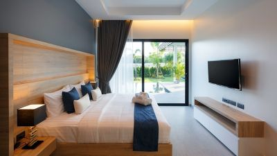 Sea & Mountain View Luxury 3 BR 3 Bath Pool Villas