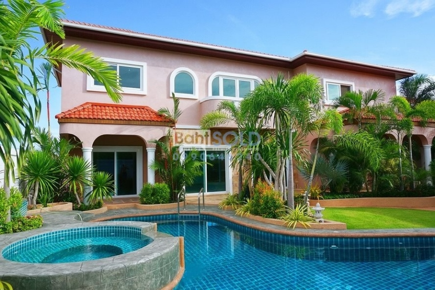 For Sale | ULTRA LUXE 2-STOREY VILLA  (Jomtien, Pattaya)