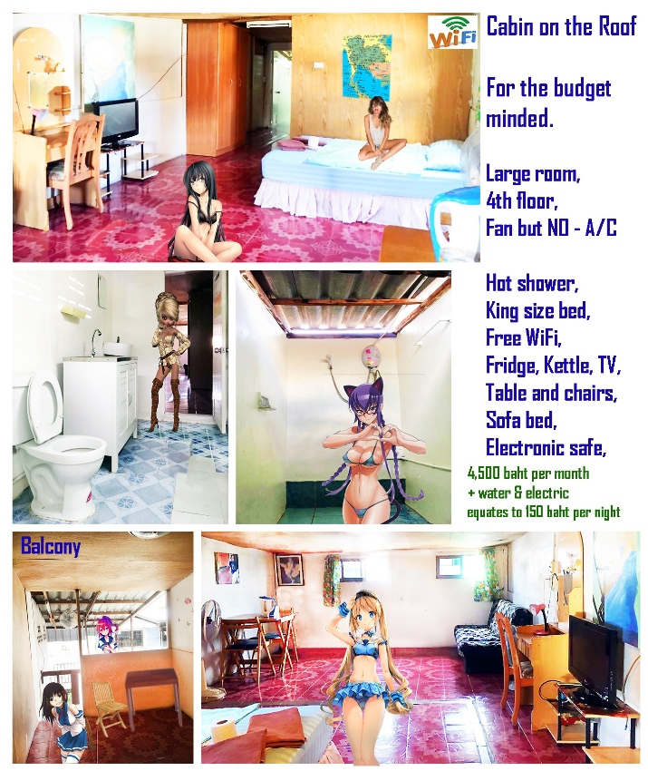 Room for rent....Central Pattaya