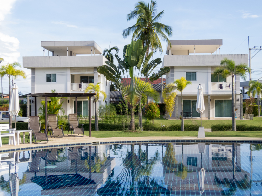 Lovely 2-story 3 bedroom villa for sale in Mae Phim, Rayong