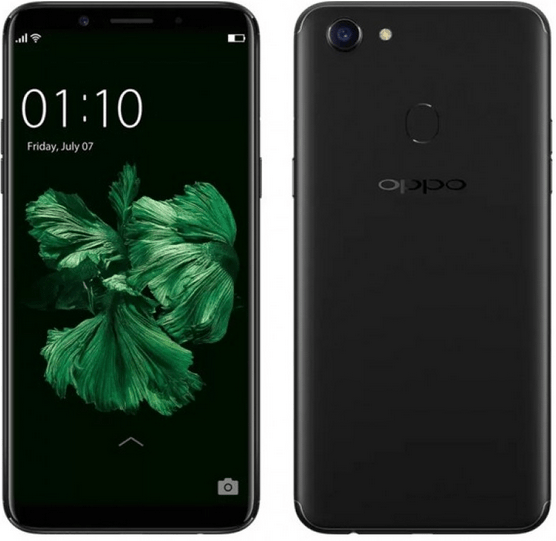 OPPO F5 AS  NW IN BOX WITH WARRANTY