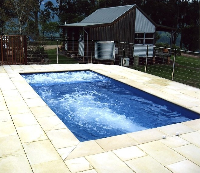 6m Michelle w/ Spa Combo Swimming Pool