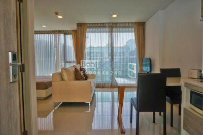 ACQUA CONDO | Studio For Rent (Jomtien Beach, Pattaya)