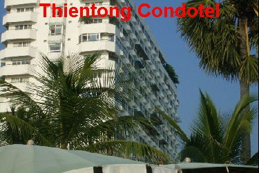2-Rooms Apartment Jomtien Soi 7 in the Tientong Condotel 10th floor