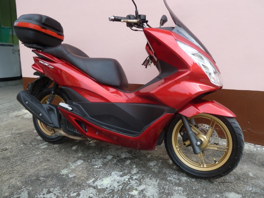 PCX 150 Low miles, excellent condition 68,000 OBO