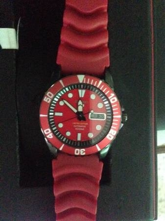Seiko limited edition dive watch