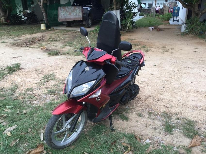 Sale ! Yamaha Nouvo