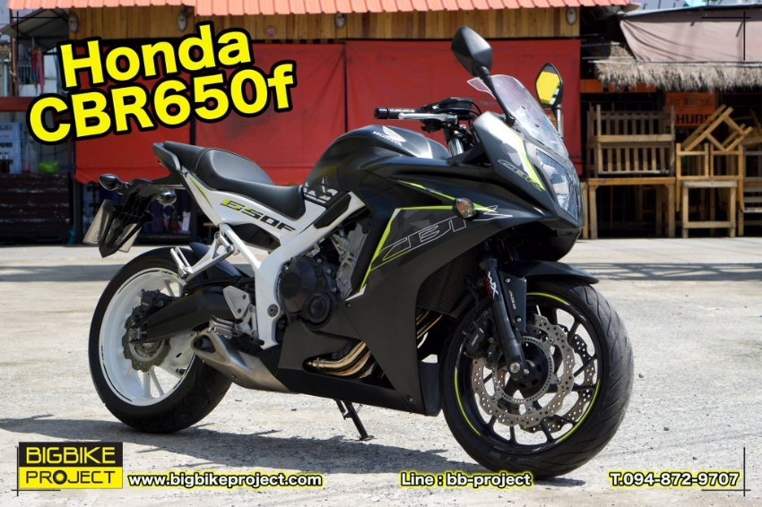 Honda CBR650 Model16 free consumable and engine warranty 6 months