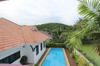 Pool Villa for sale close to centre of Hua Hin.
