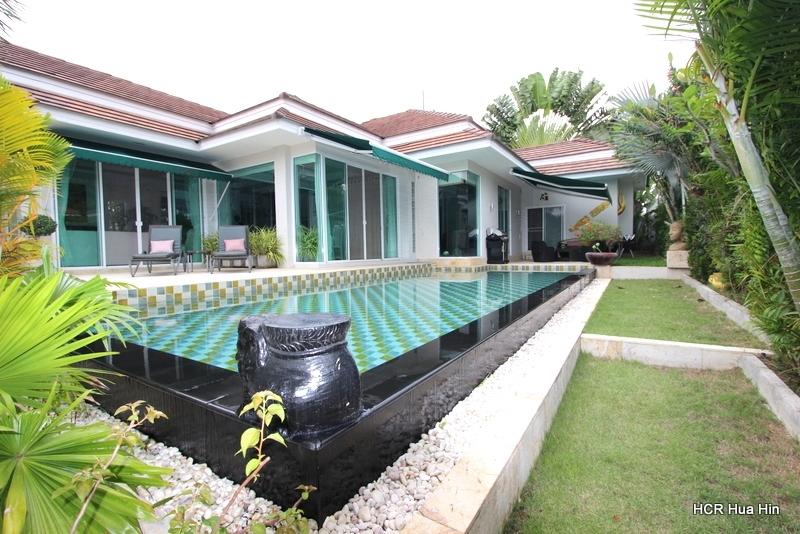 Very beautiful large refurbished luxury pool villa.Best price and plot