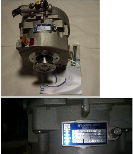 ZF 45 Gearbox NEW