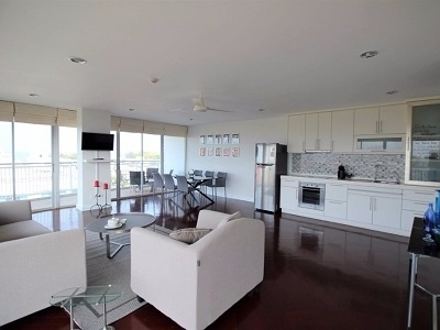 3 bedroom condo for sale with panorama sea view, Hua Hin