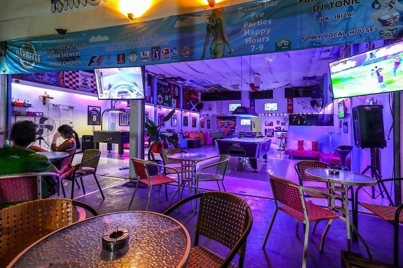 Koh Lanta Sports Bar