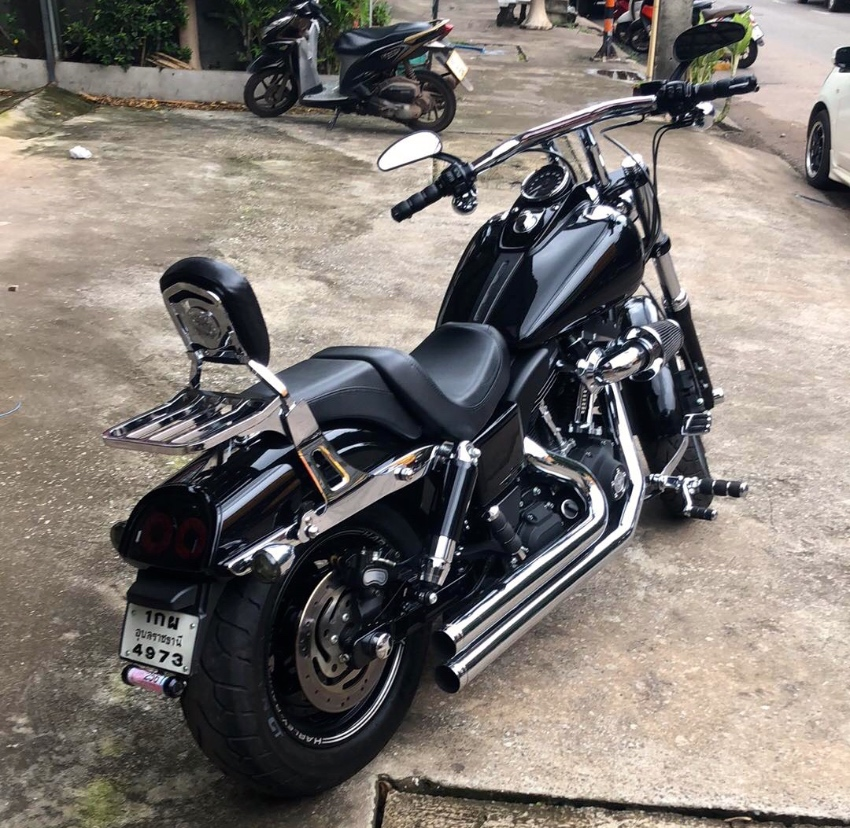 Harley Davidson Dyna Fat BOB 2016