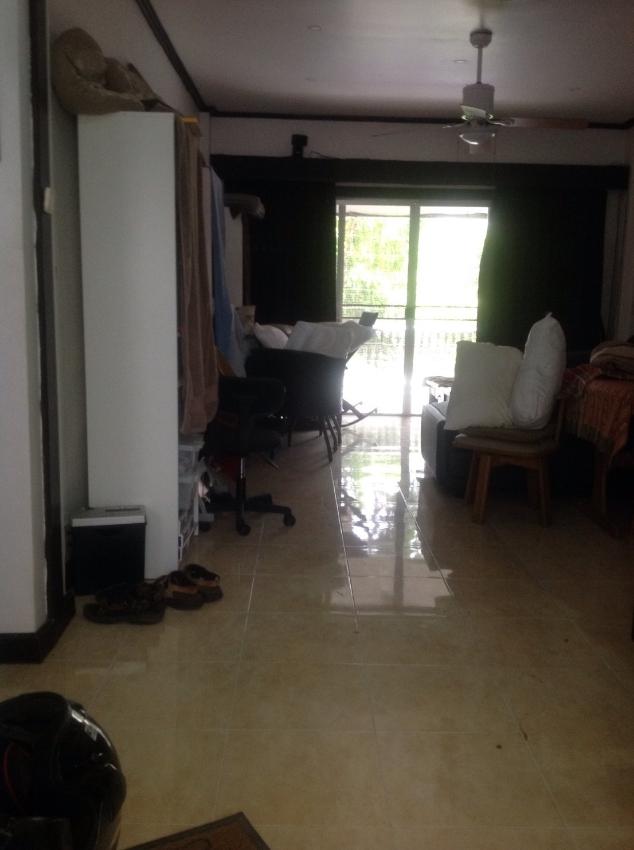 To sale Baan Suan Lalana Corner Condo 80.9 SQM 2nd level