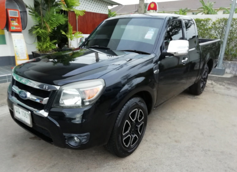Mighty Ford Ranger Open Cab